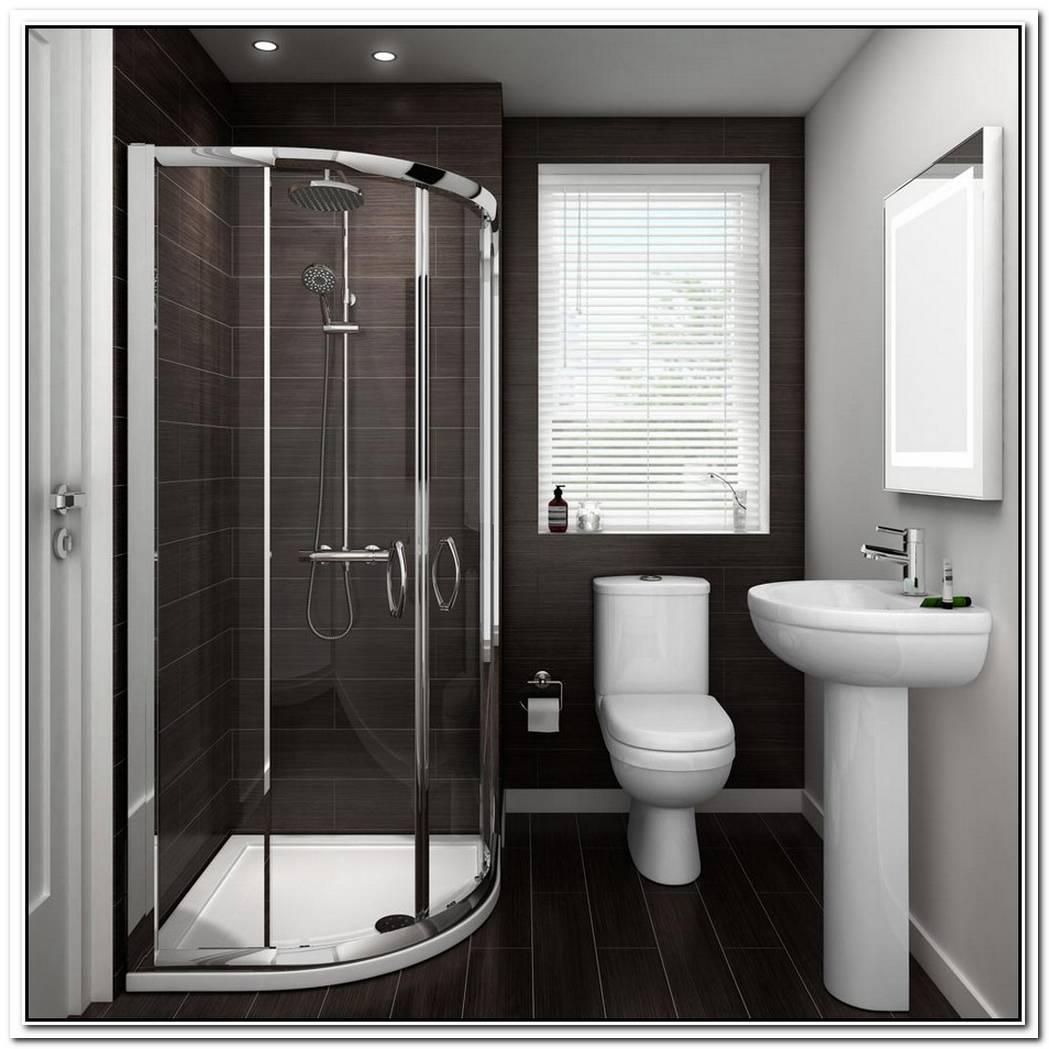 Ensuite Bathroom Small Space Black