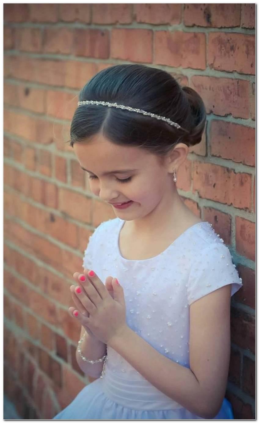 Erstkommunion Frisuren Bilder