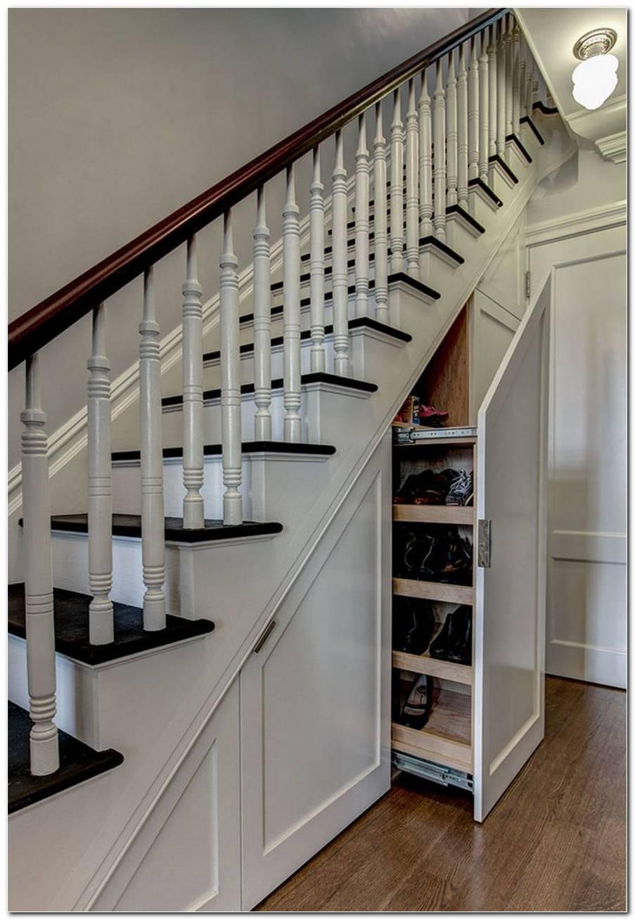 Escada Com Armário
