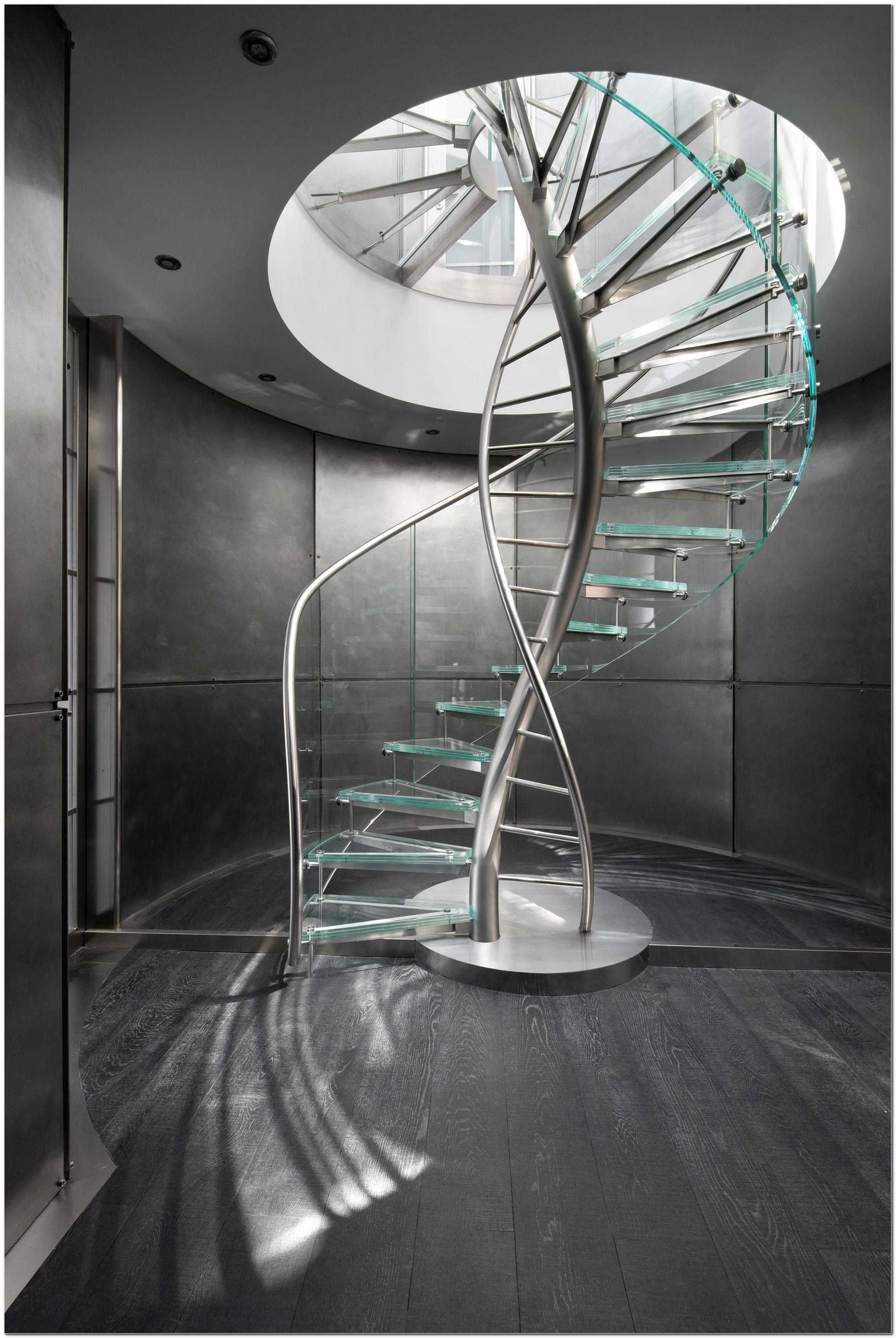 Escada De Vidro Preços Modelos E Vantagens E Desvantagens