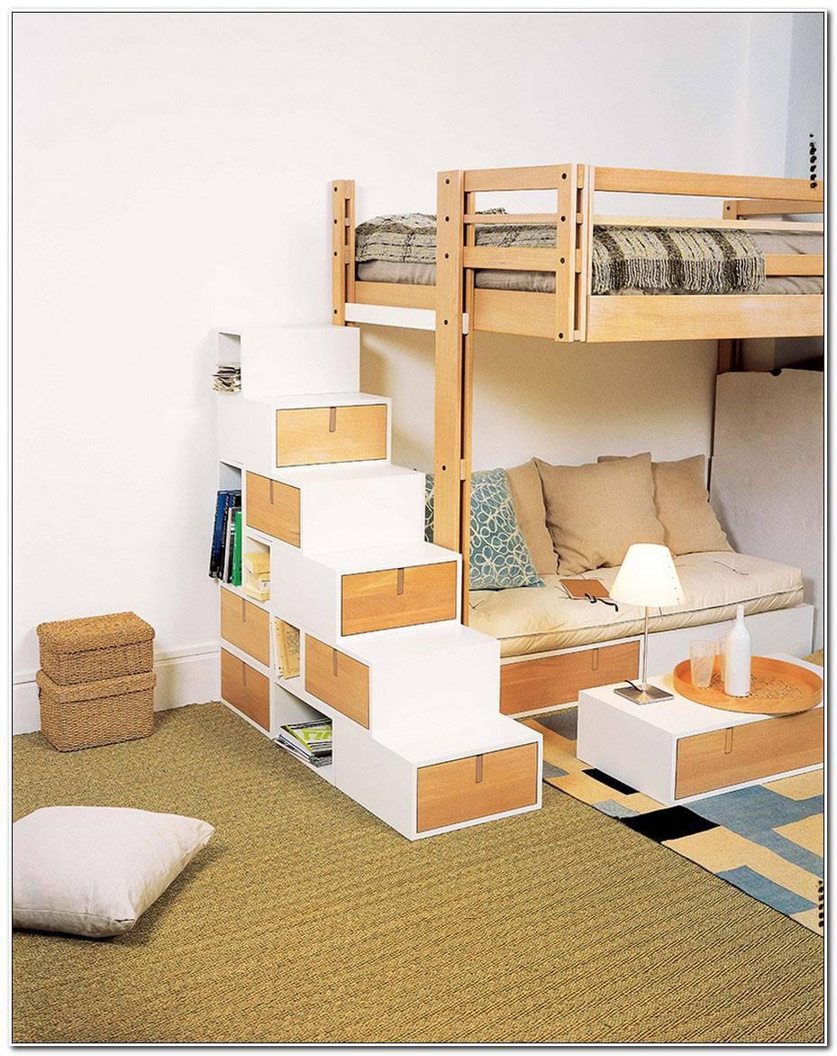 Escalier Cube Pour Mezzanine