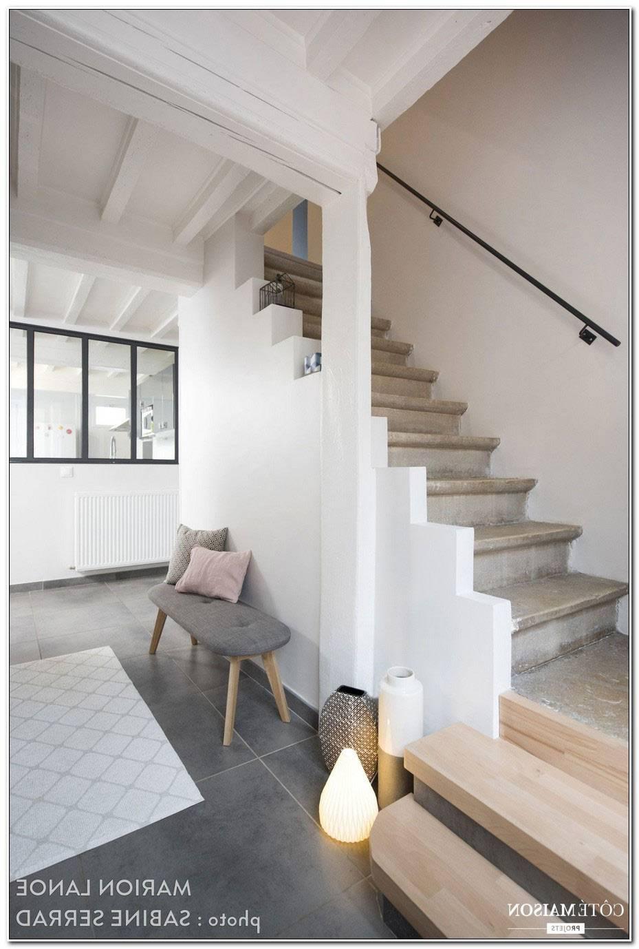 Escalier Entre Maison Interieur