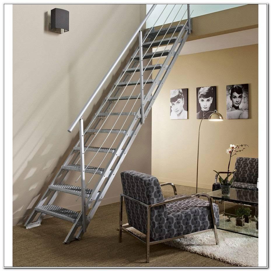 Escalier Metal Leroy Merlin