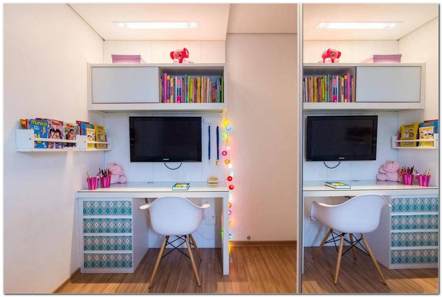 Escrivaninha Para Quarto Infantil
