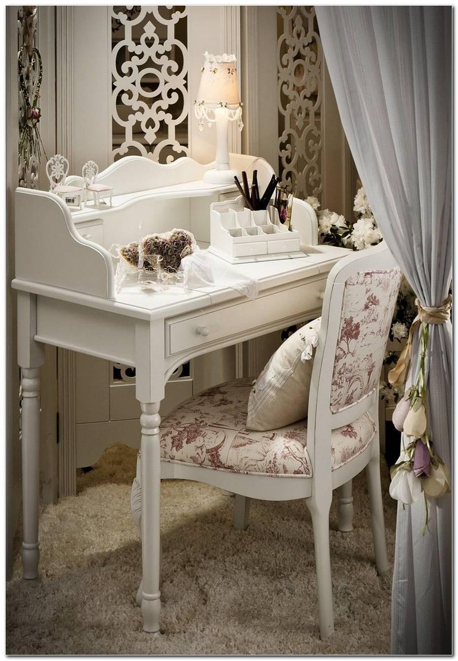 Escrivaninhas Brancas De Provençal