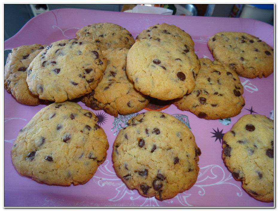 Espace Recette Thermomix Cookies