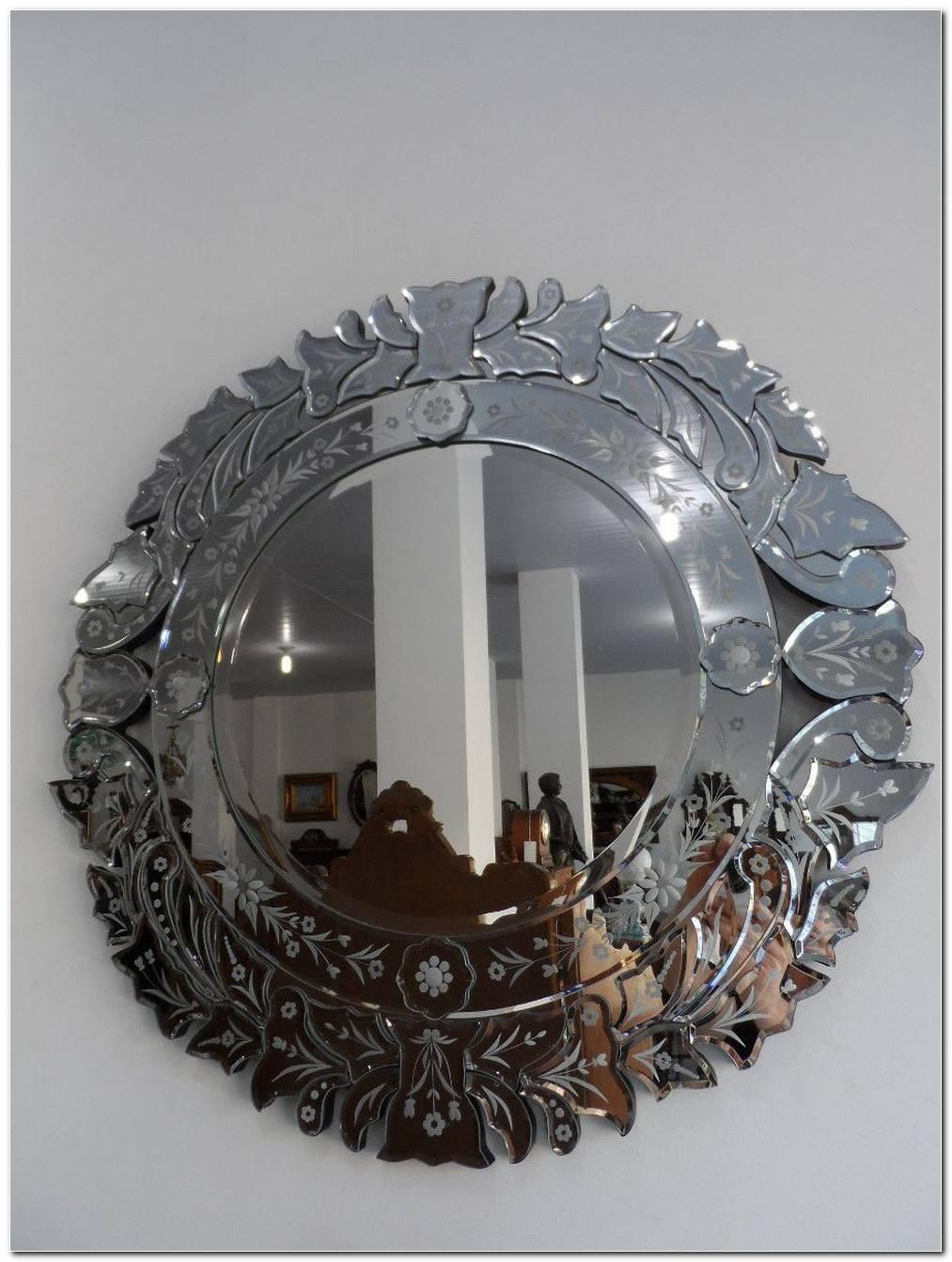 Espelho Veneziano Medidas Pre%C3%A7os E 60 Modelos Charmosos