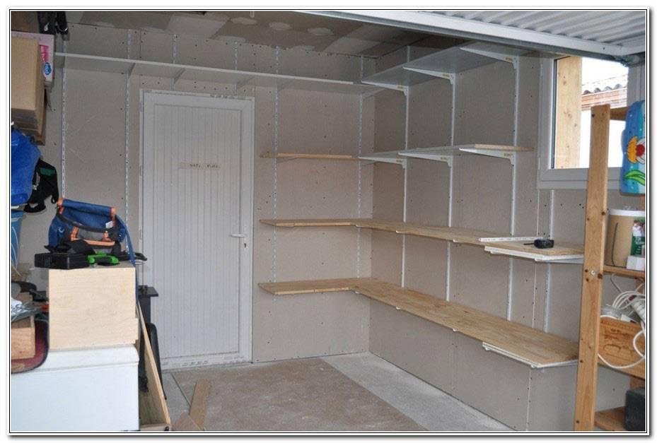 Etagere Castorama Garage