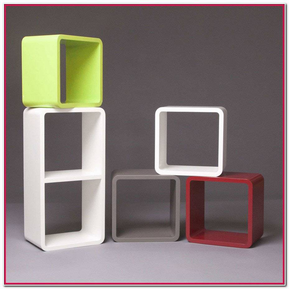 Etagere Cube Fly