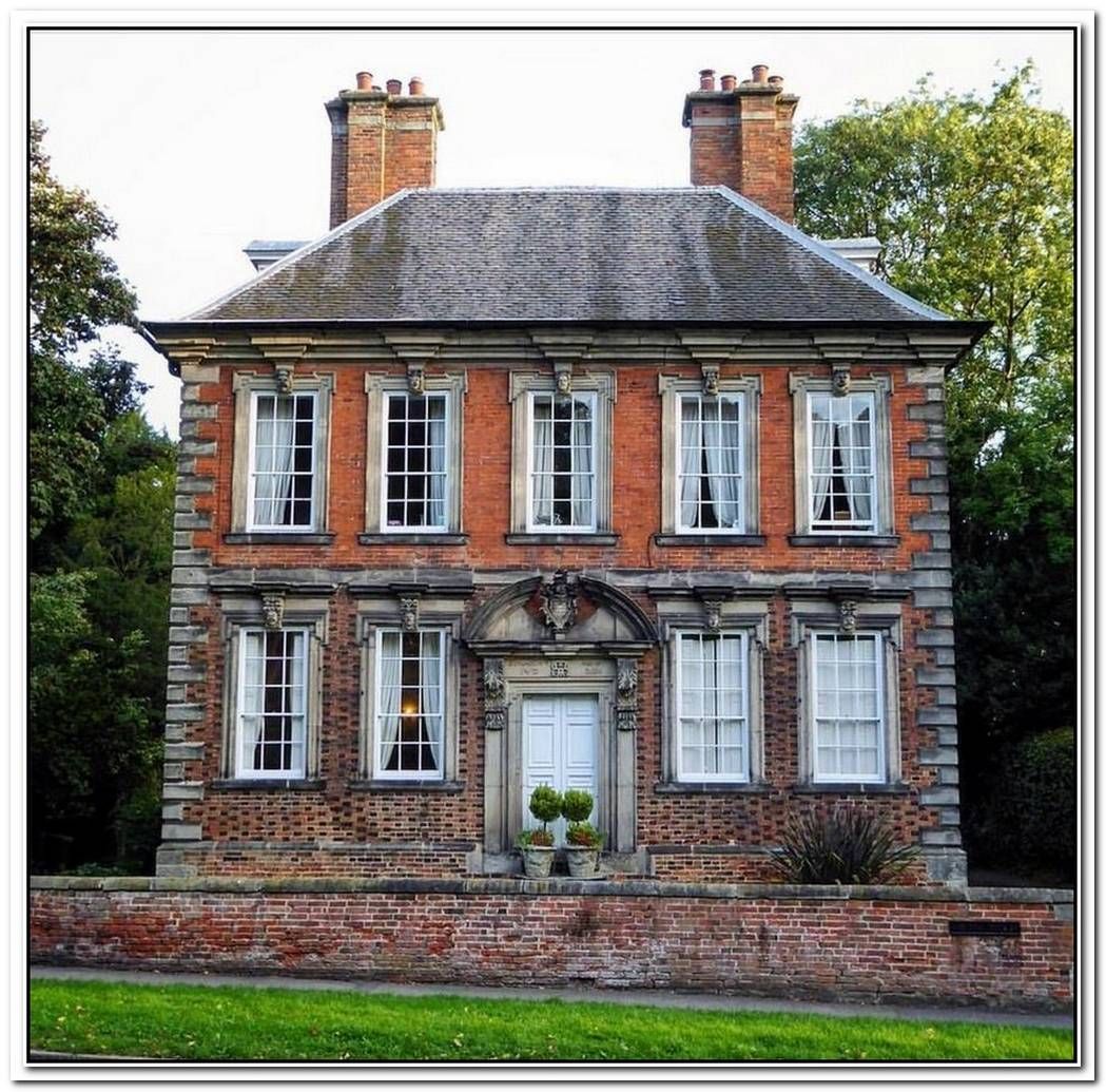 Everything You Need To Know About Georgian Style Homes