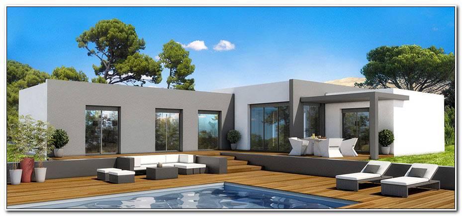 Exemple De Maison Moderne