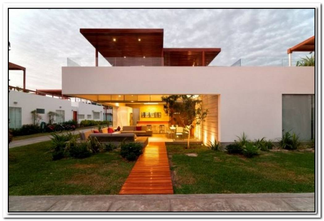Exotic Seta House In Peru Showcases An Extravagant Lifestyle