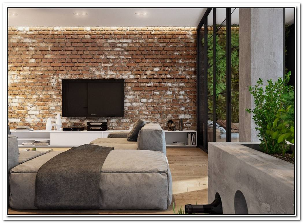 Exposed Brick Two Ways
