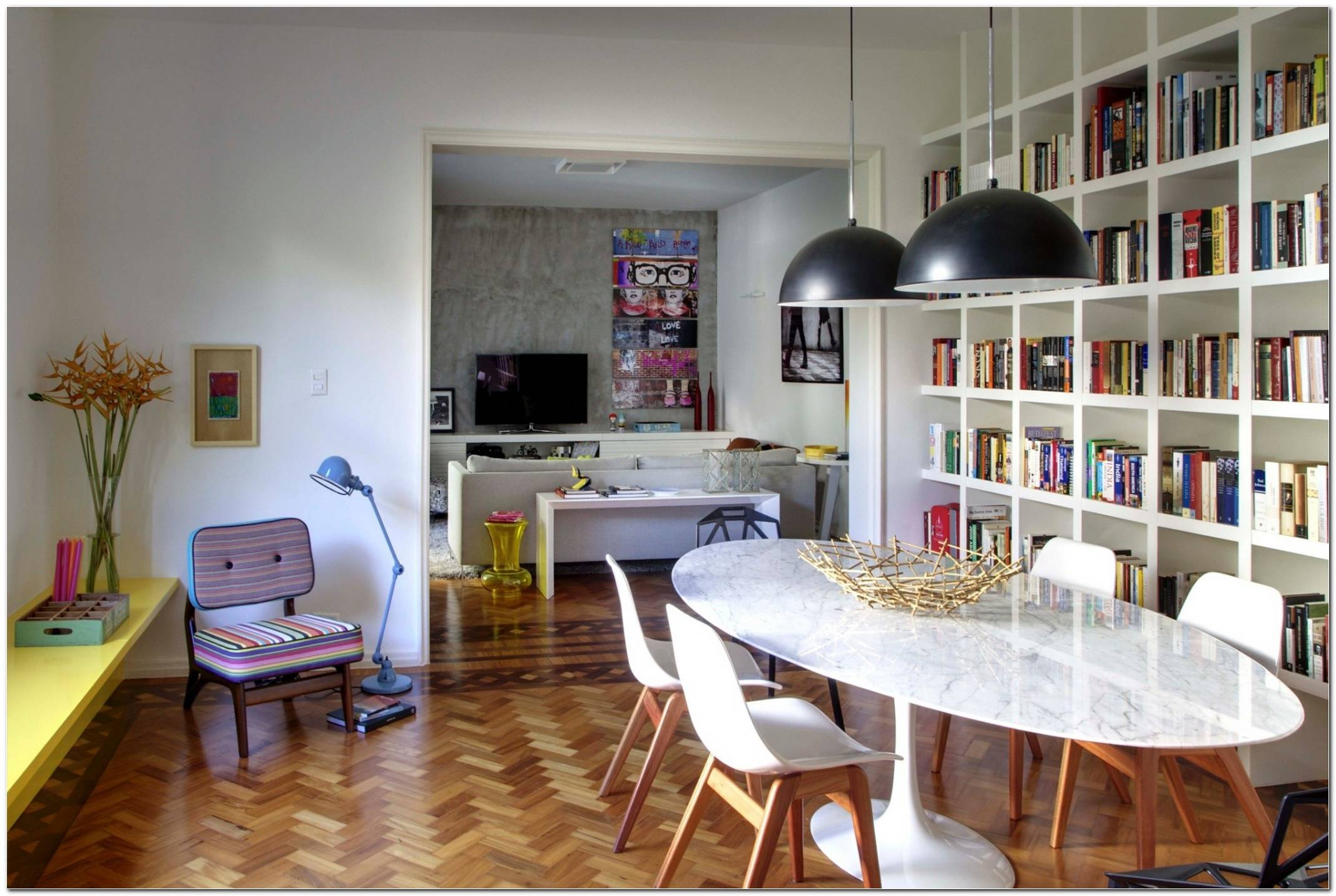 Faça A Sua Decoração De Apartamento