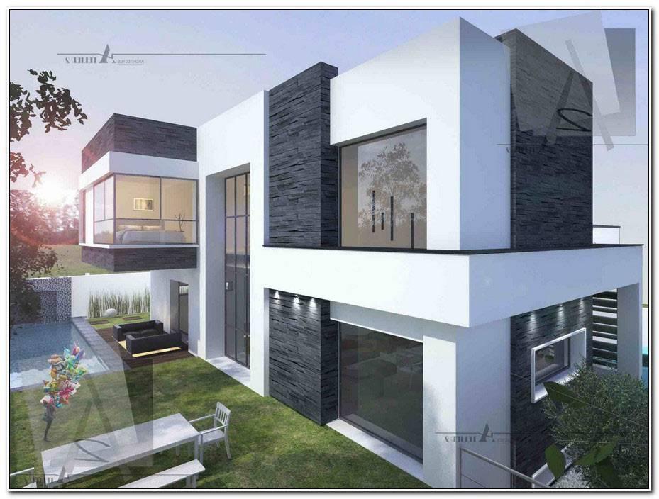 Faade Villa Moderne Tunisie