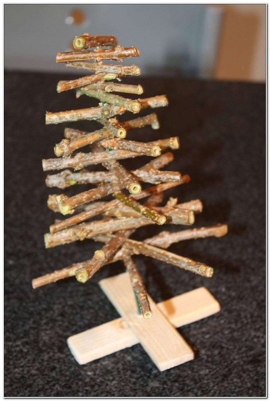 Fabriquer Un Sapin En Bois
