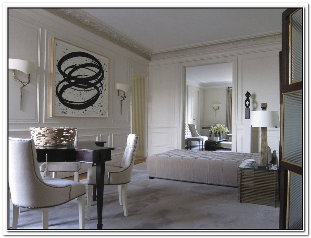 Fabulous French Apartment Interior Design