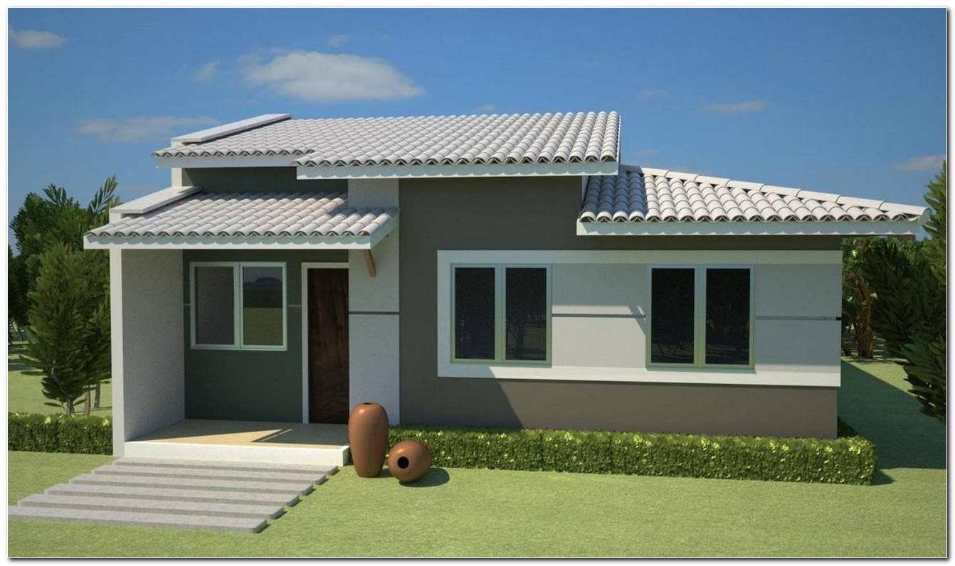 Fachada De Casas Dicas Para Escolher A Melhor