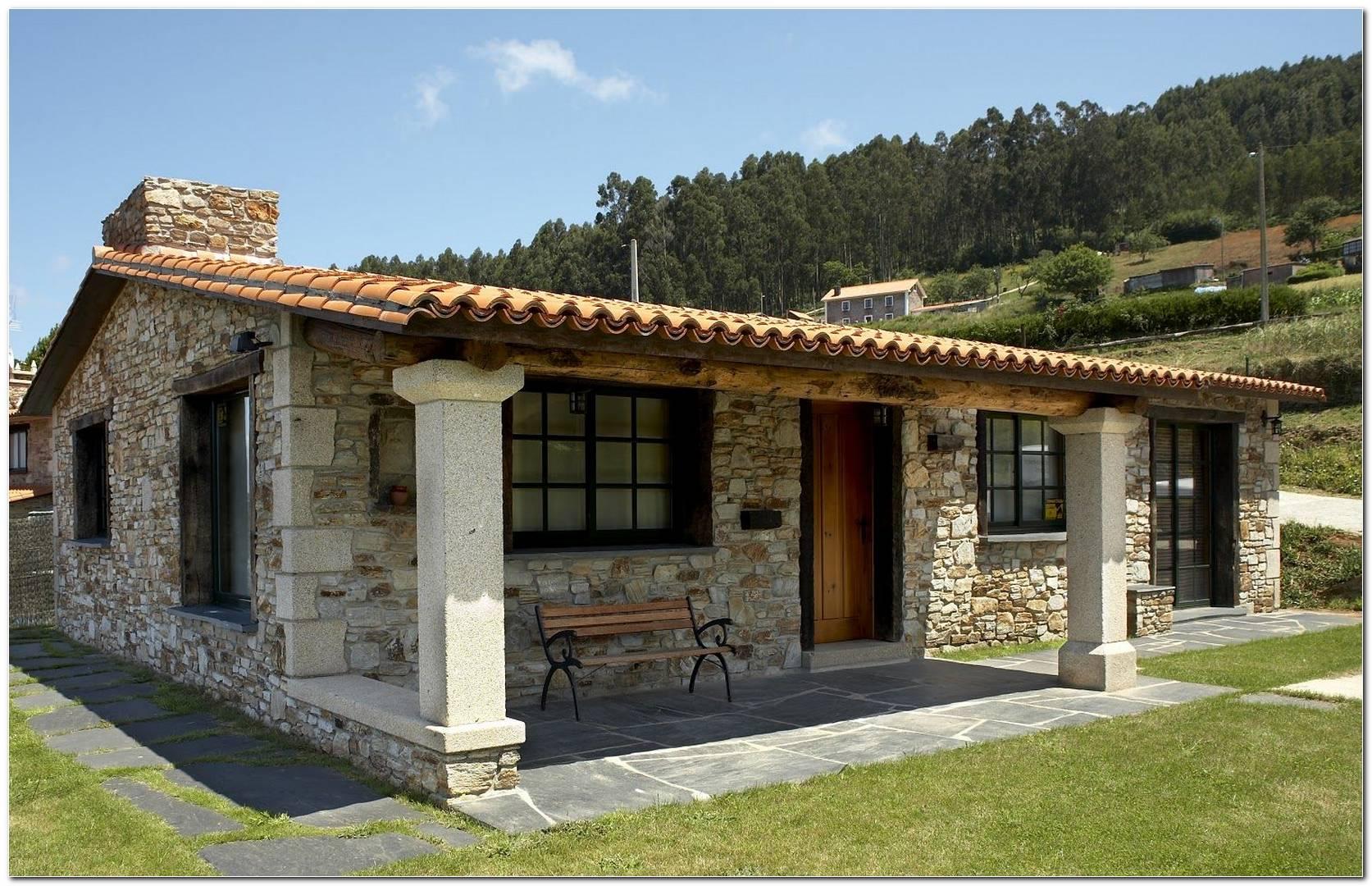 Fachadas De Casa De Campo
