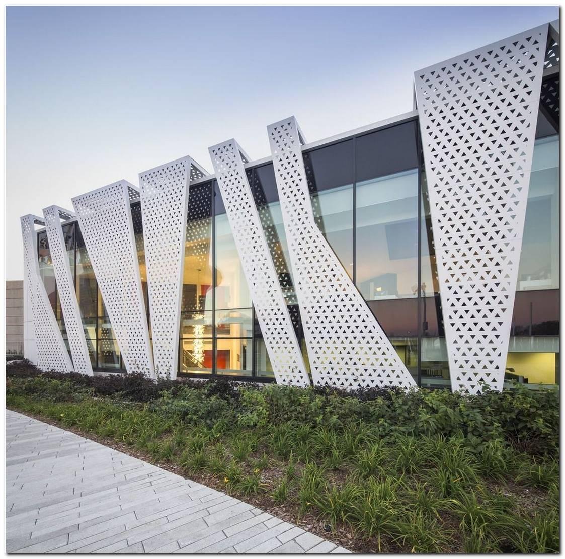 Fachadas Metálicas 30 Projetos Diferenciados E Modernos