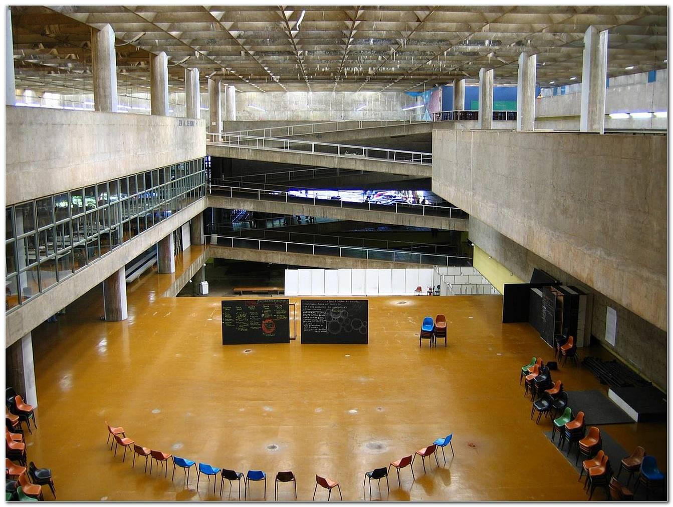Faculdades Publicas De Arquitetura