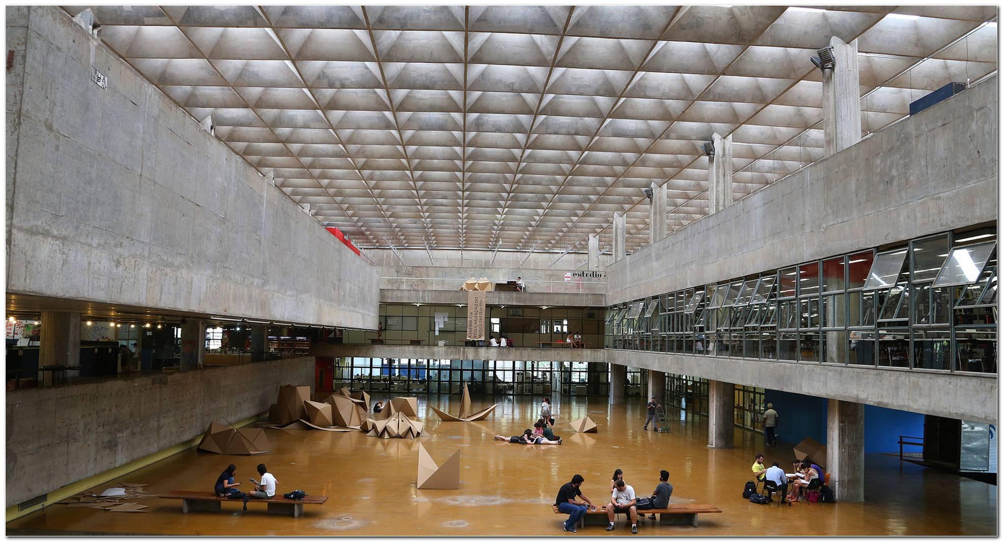 Faculdades Que Tem Arquitetura