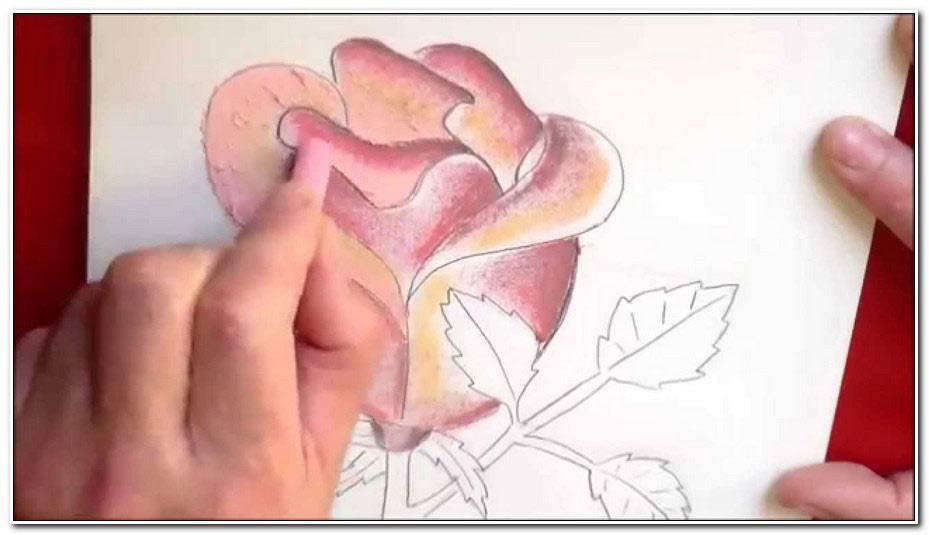 Faire Du Rose En Peinture