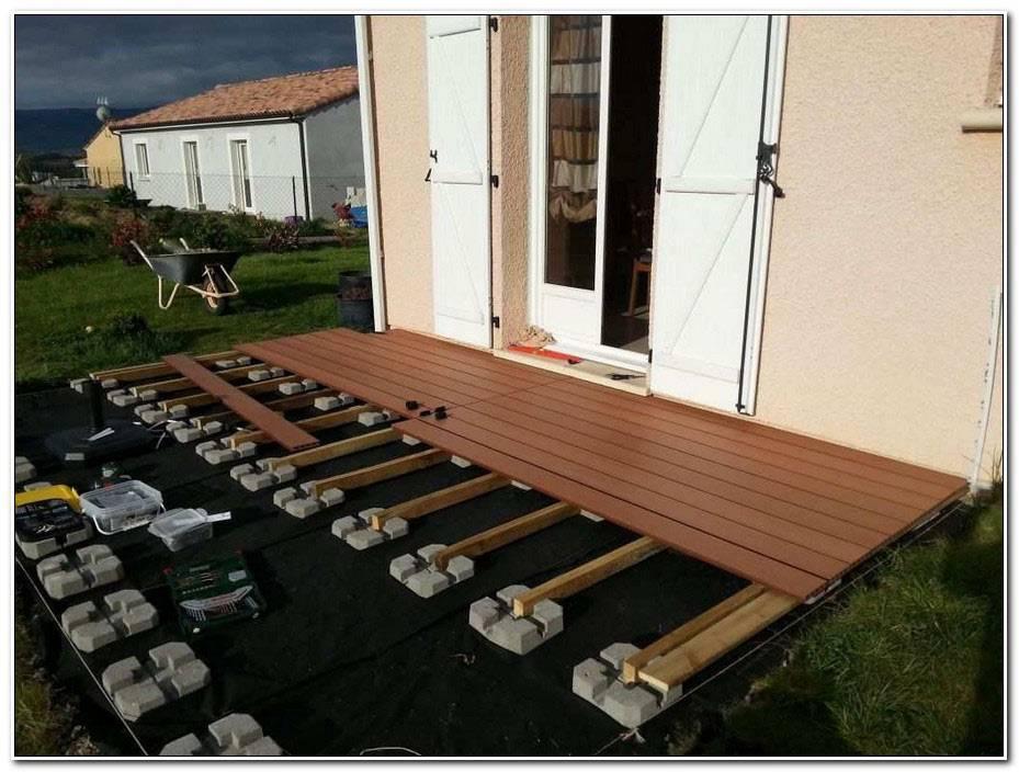 Faire Une Terrasse En Composite