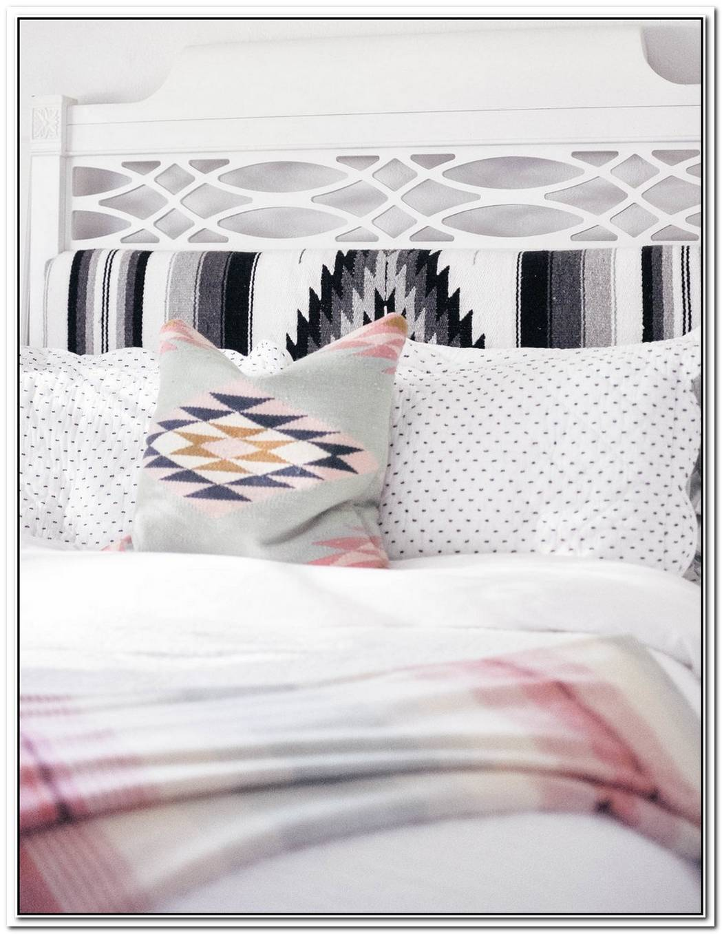 Fall Head Over Heels For These 16 Headboards