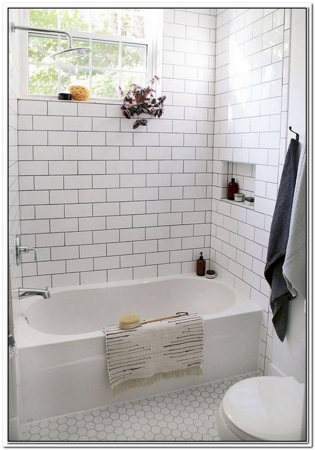 Farmhouse Bathroom Small Remodeled