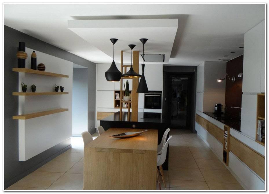 Faux Plafond Cuisine Design