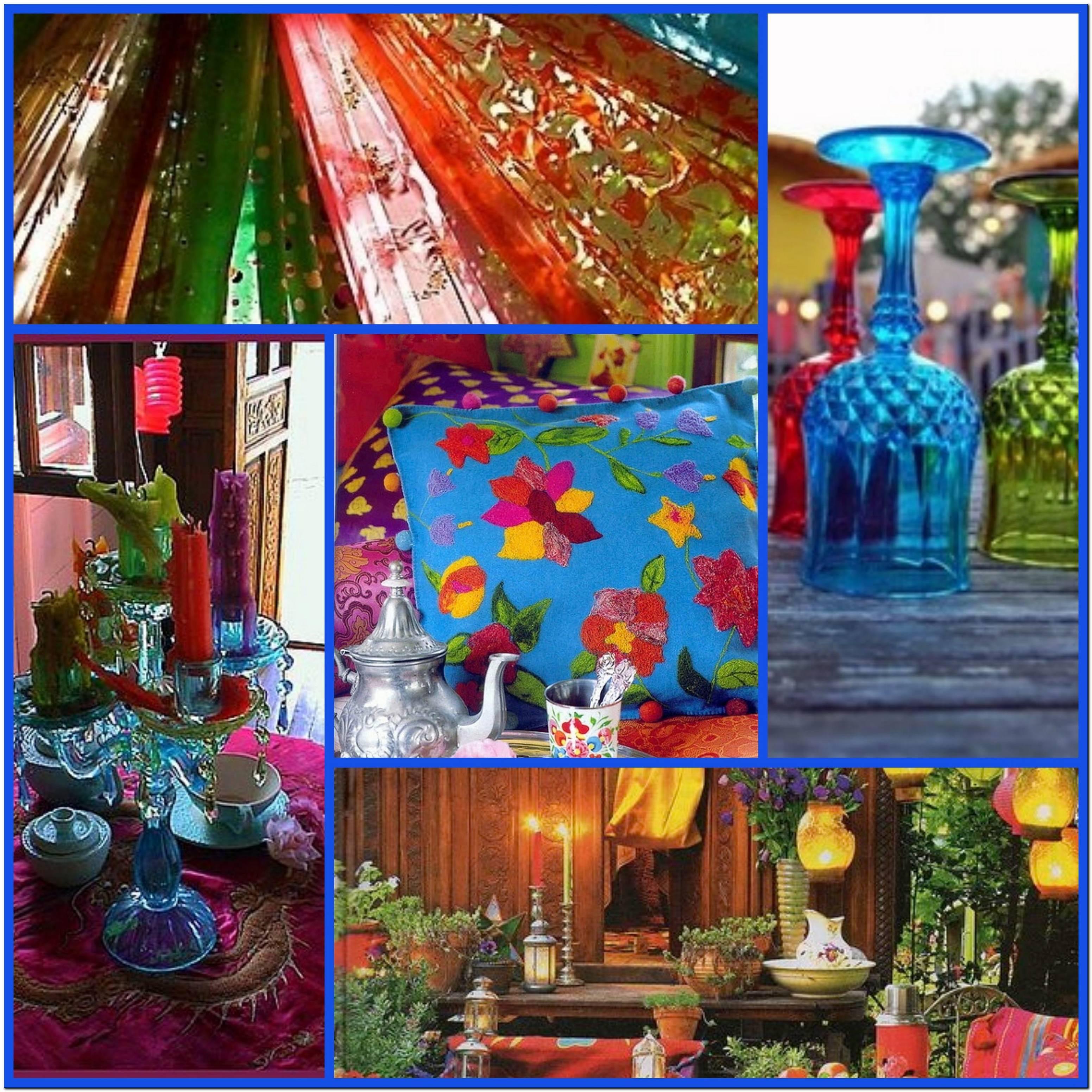 Festa Cigana E Boho Chic Ideias De Decoração Com O Tema