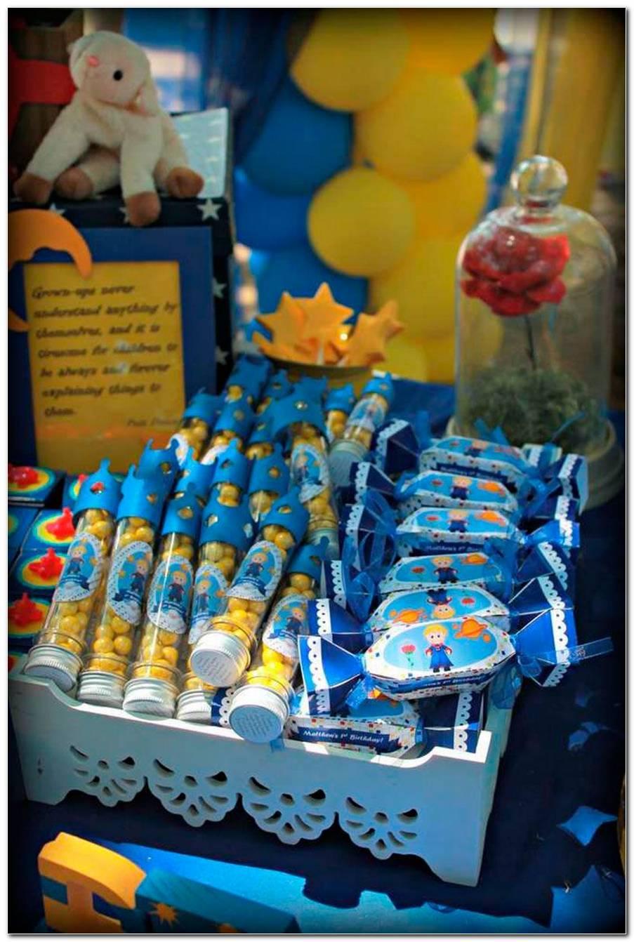 Festa Do Pequeno Príncipe Ideias Inéditas Para Decorar Com O Tema