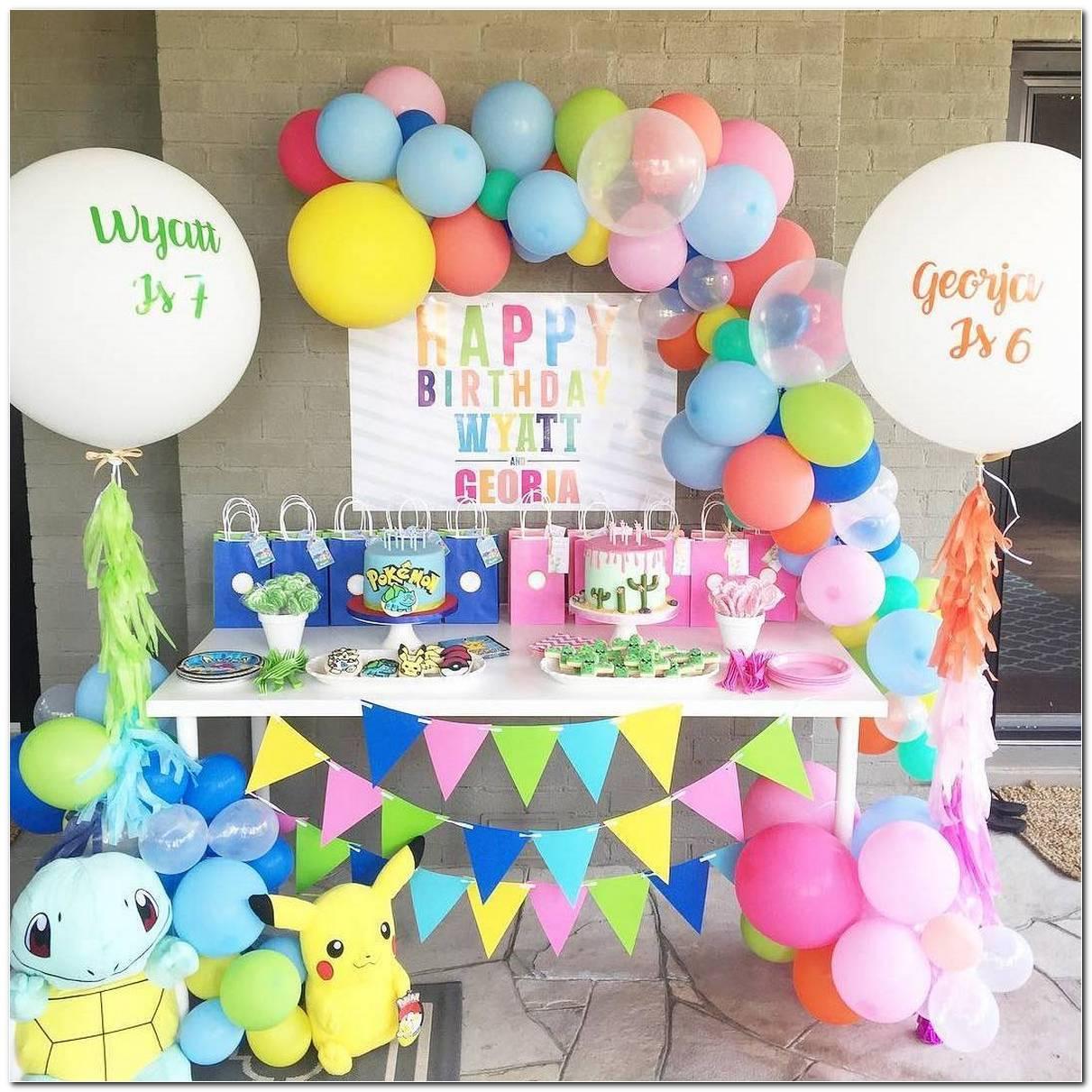 Festa Infantil Baloes