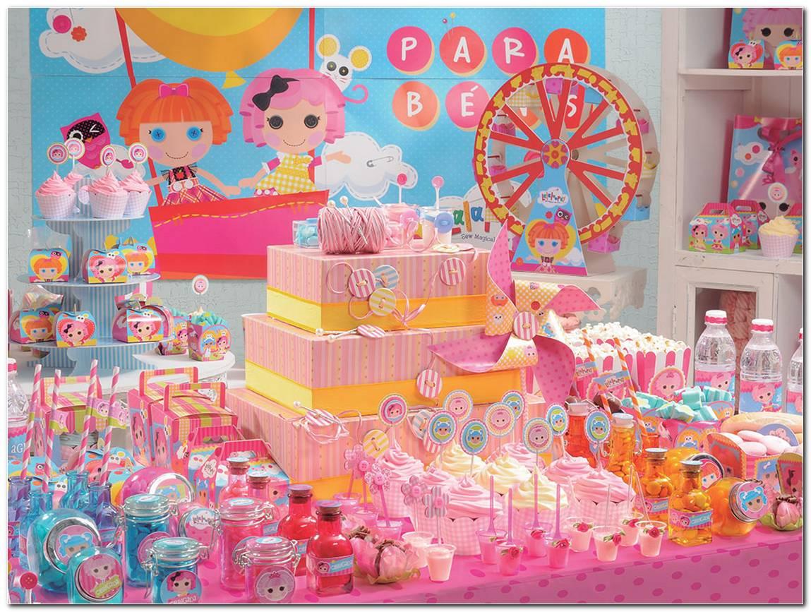 Festa Infantil Temas