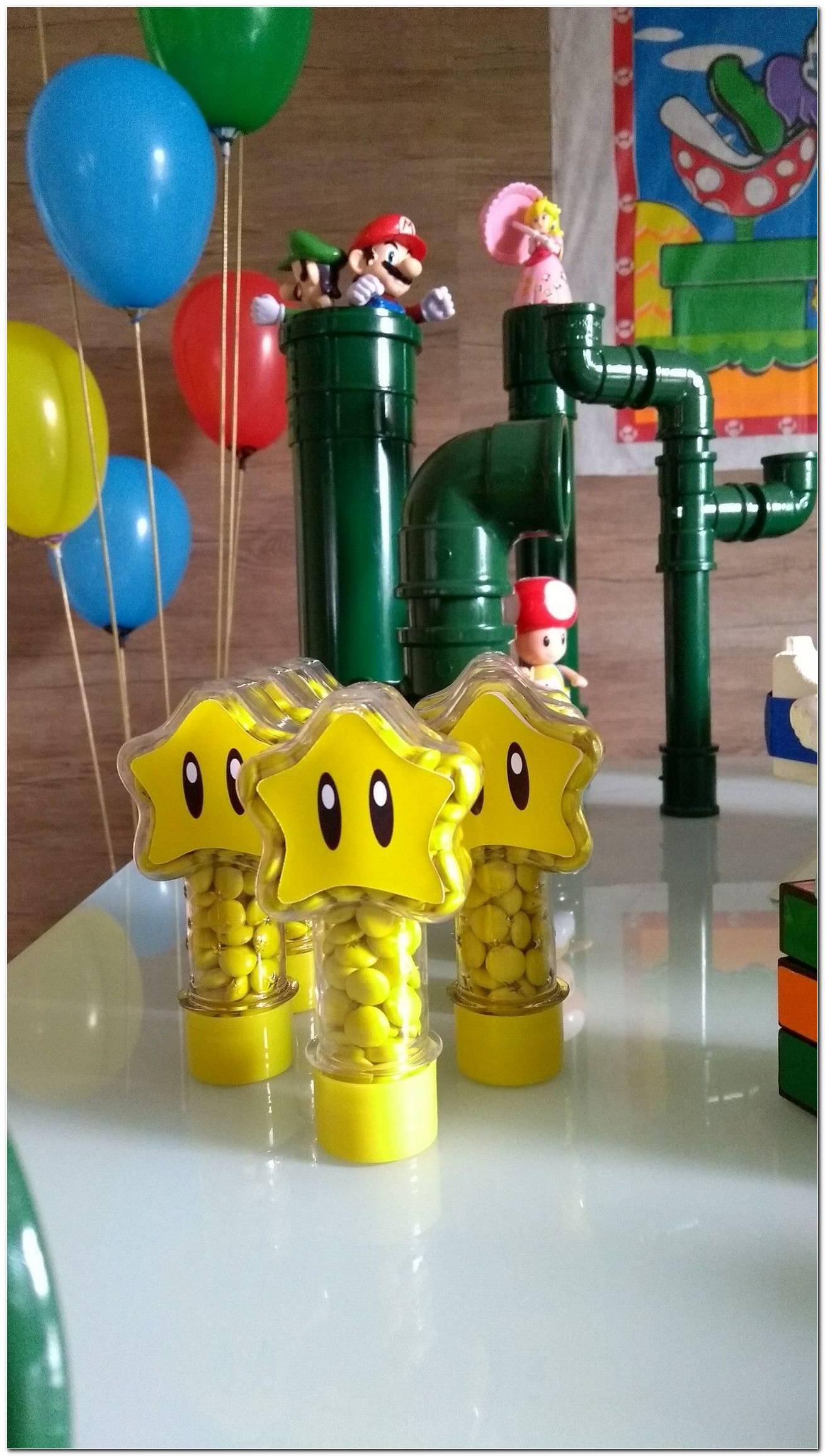 Festa Mario Bros Veja Como Organizar E Decorar Com Dicas E Fotos