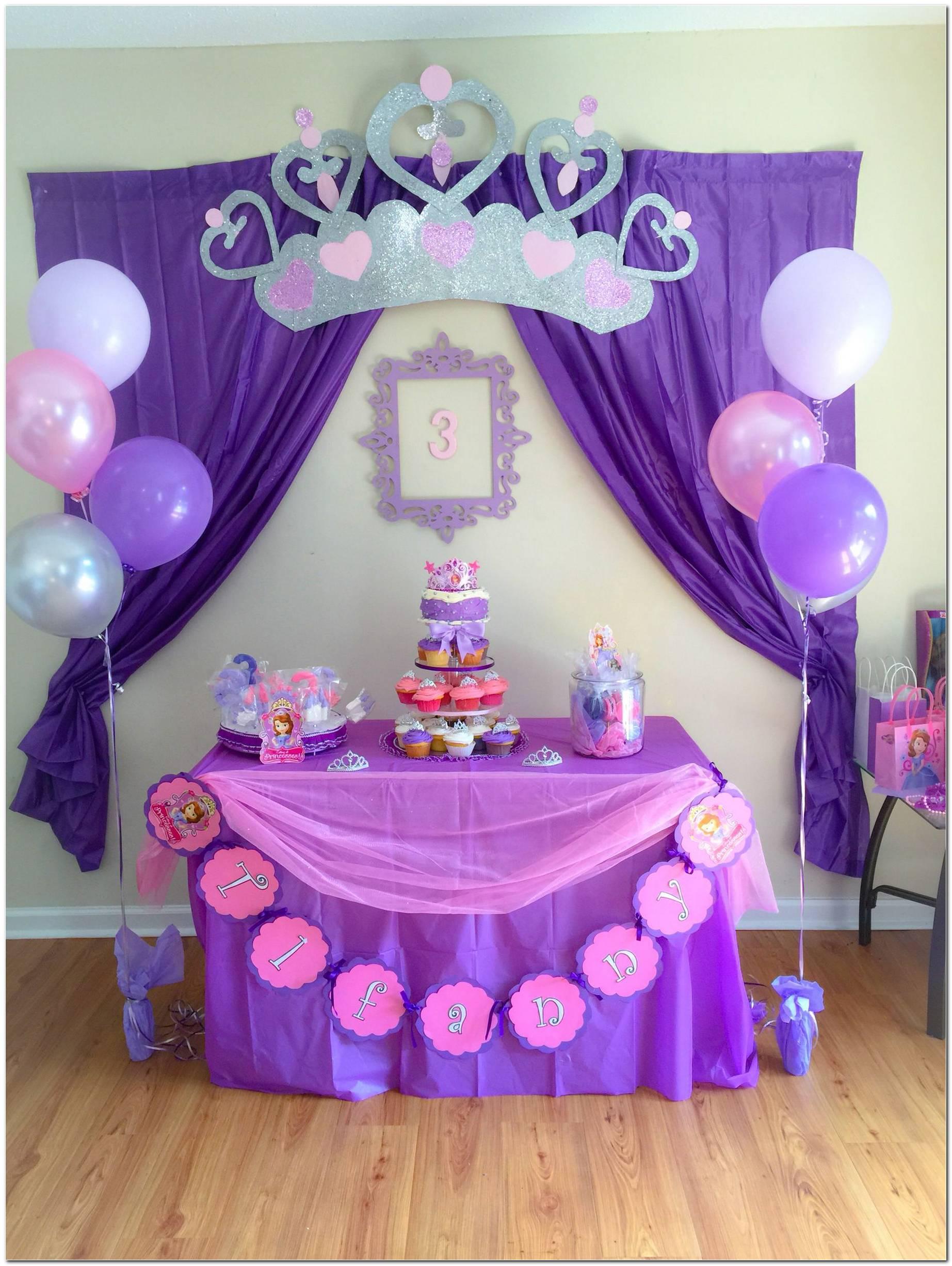 Festa Princesa Sofia 60 Ideias De Decoração E Fotos Do Tema