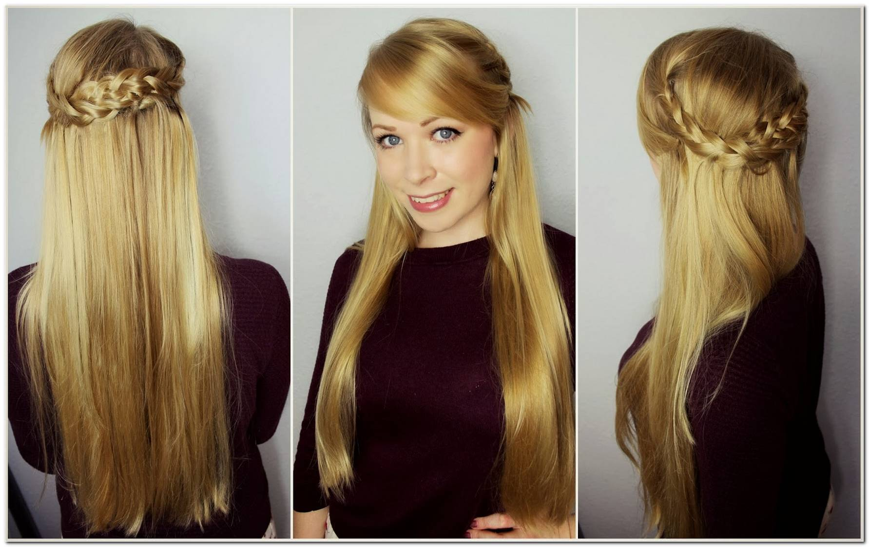Festliche Frisuren F%C3%BCR D%C3%BCNnes Langes Haar