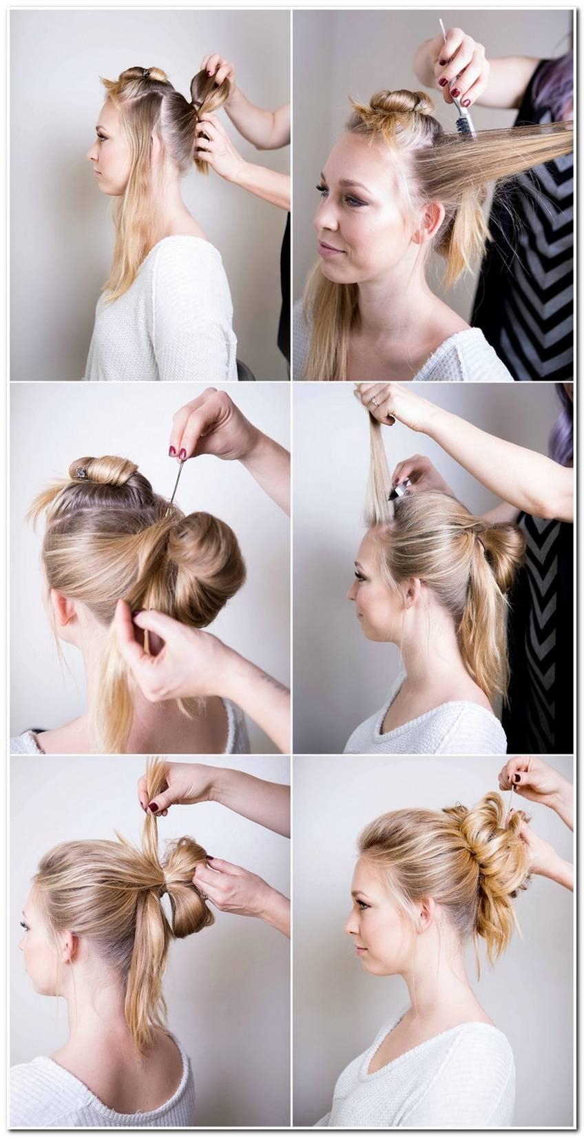 Festliche Frisuren FüR Sehr Lange Haare
