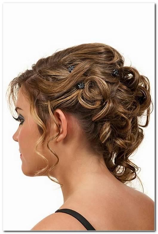 Festliche Frisuren Mittellange Haare
