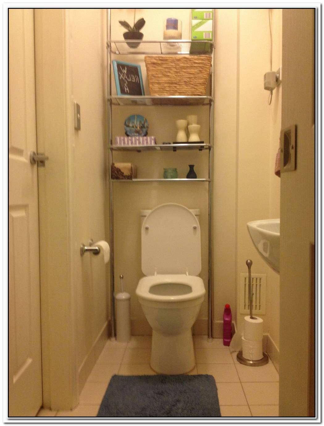 Filipino Bathroom Small Space Powder Room