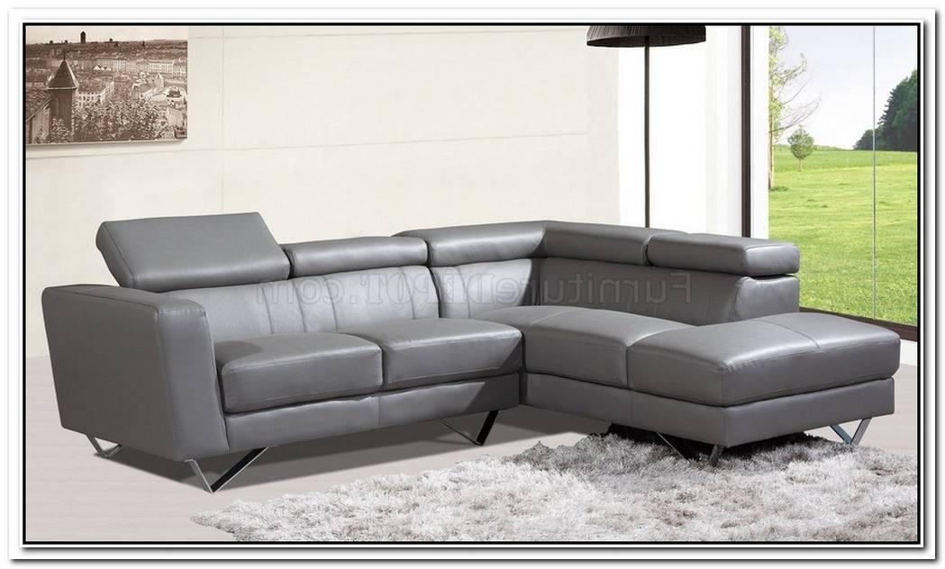 Fina Leather Sofa By Athomeusa