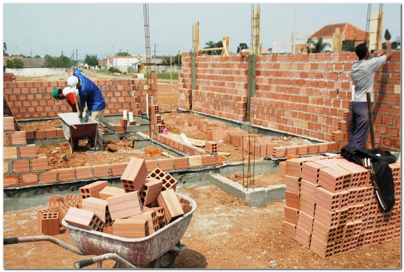 Financiamento Para Construção