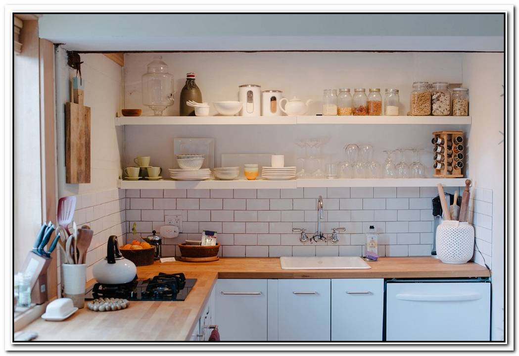 Five Quick Ways Of Redesigning Your Kitchen