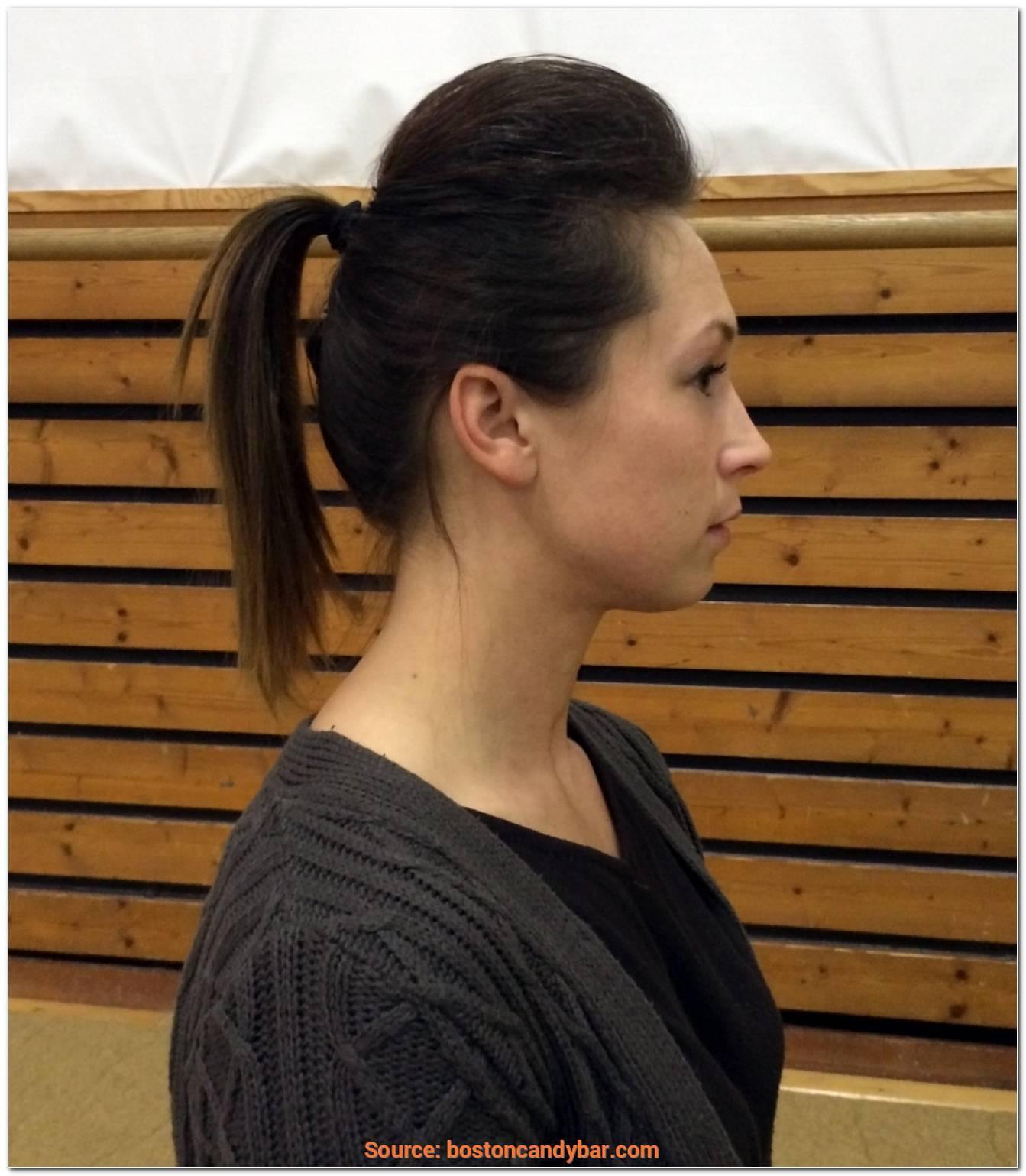 Flacher Hinterkopf Frisur