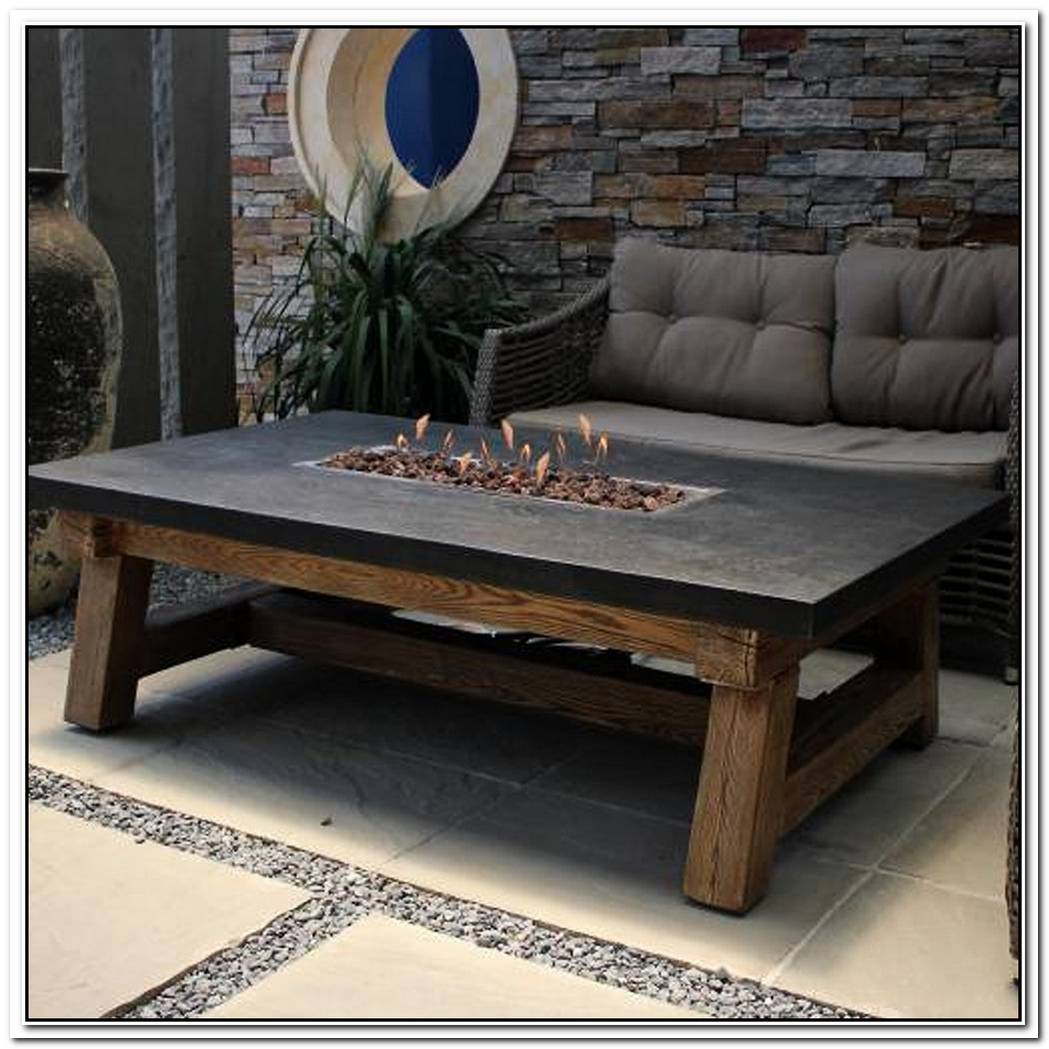Flame Coffee Tables From Opulent Items