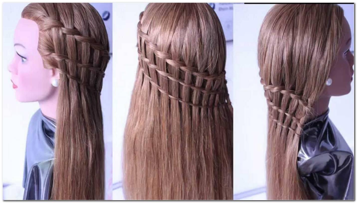 Flecht Frisuren Mit Schulterlangen Haaren