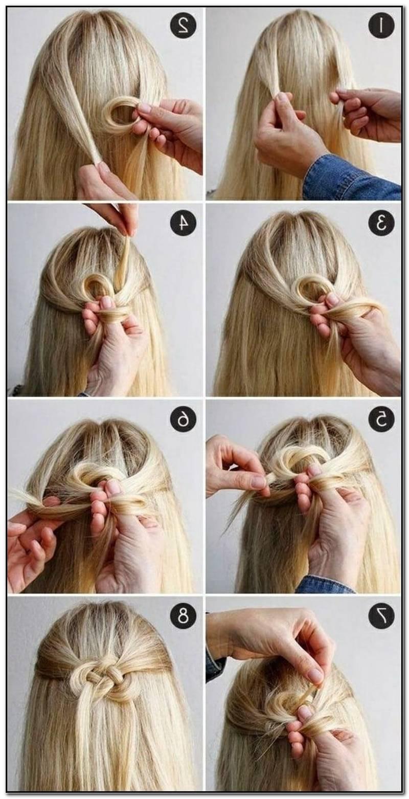 Flechtfrisuren Frisuren Selber Machen