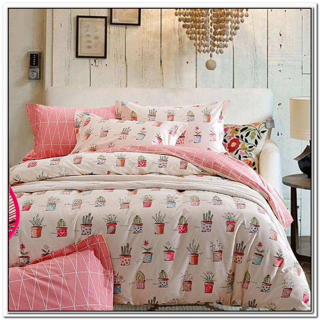 Floral Cotton Bedding