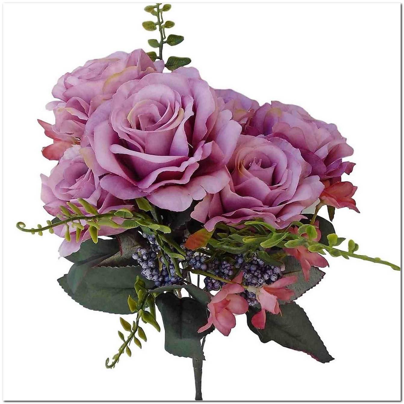 Flores Artificiais Realistas